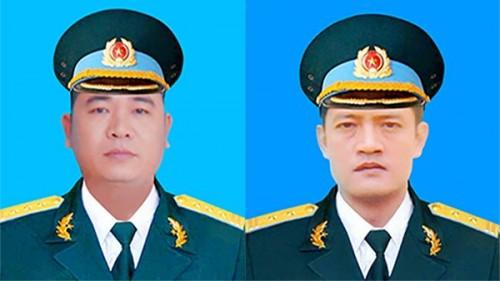 Nghẹn ngào tiễn biệt 2 phi công Su-22 về đất mẹ - Ảnh 14