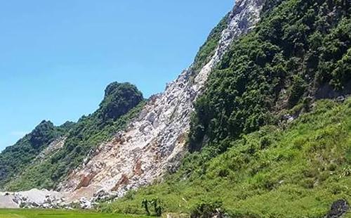 Tin tức thời sự 24h mới nhất ngày 4/7/2018: Nam công nhân tử vong vì ngã từ vách núi cao 50m - Ảnh 1