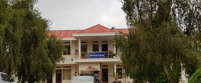 Phòng giáo dục bị trộm đột nhập, cuỗm hơn 100 triệu đồng - Ảnh 1