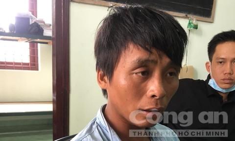 Hé lộ nguyên nhân vụ thảm sát 3 người ở Tiền Giang - Ảnh 1
