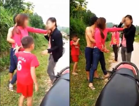 Tin tức mới nhất vụ vợ dẫn 2 con trai đi đánh ghen ở Tuyên Quang - Ảnh 1