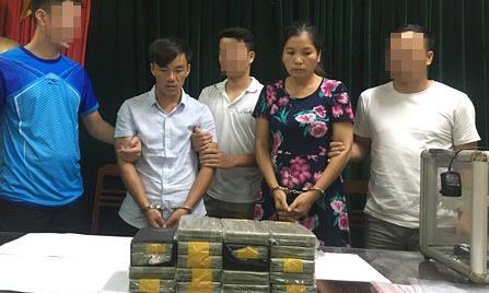 """Chân dung """"bà trùm"""" mua hơn 9 tỷ đồng ma túy từ Lóng Luông về Thái Nguyên - Ảnh 1"""