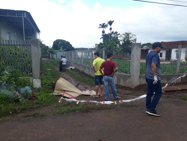 Kết luận vụ 2 thanh niên chết bất thường giữa đường ở Đắk Lắk - Ảnh 1