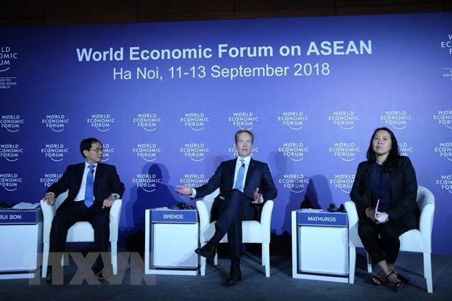 WEF ASEAN 2018 là hội nghị thành công nhất trong vòng 27 năm - Ảnh 1