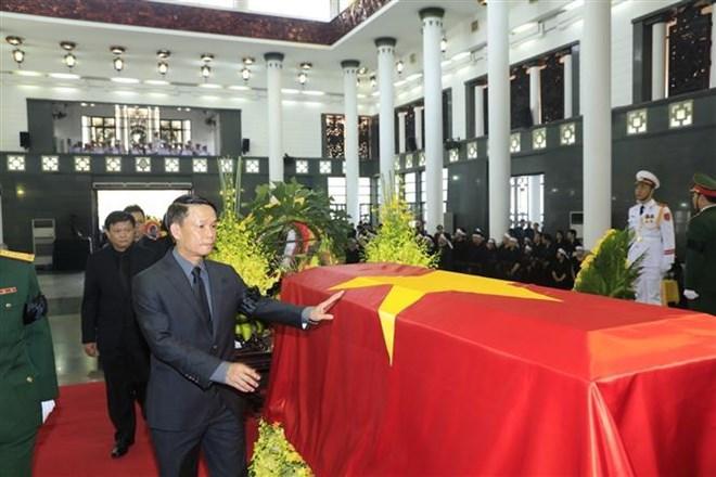 Lễ viếng Chủ tịch nước Trần Đại Quang - Ảnh 29
