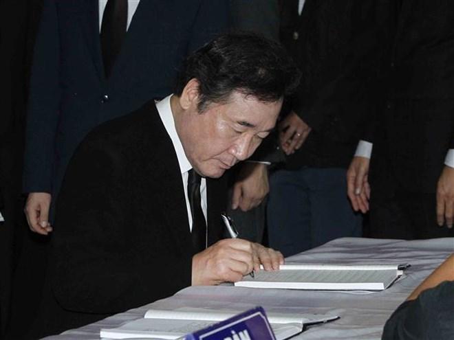 Lễ viếng Chủ tịch nước Trần Đại Quang - Ảnh 18