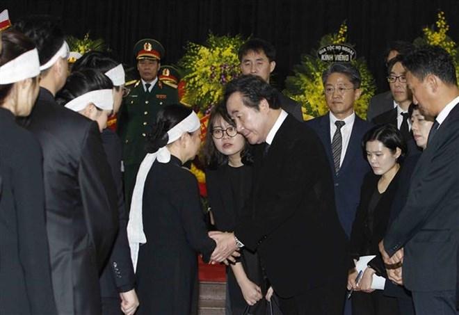 Lễ viếng Chủ tịch nước Trần Đại Quang - Ảnh 17