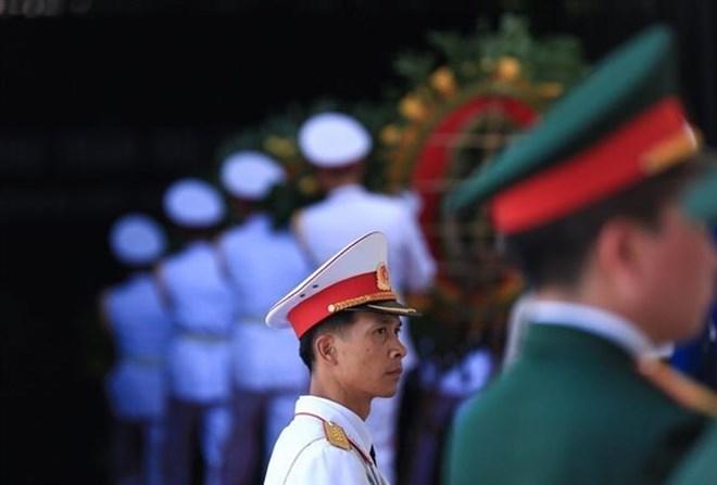 Lễ viếng Chủ tịch nước Trần Đại Quang - Ảnh 19