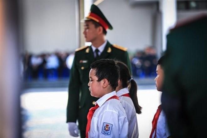 Lễ viếng Chủ tịch nước Trần Đại Quang - Ảnh 20