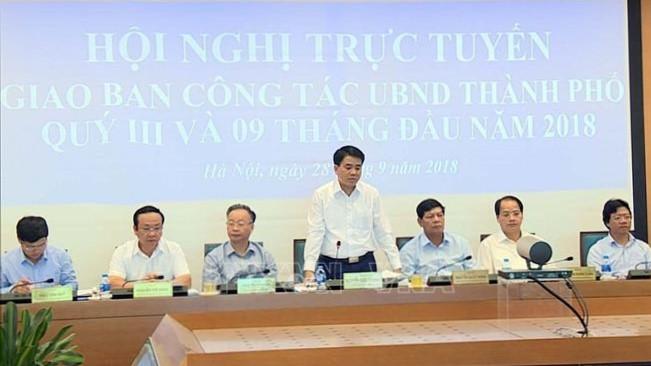 Chủ tịch UBND TP Hà Nội: Thông tin về tình trạng bảo kê tại chợ Long Biên là có cơ sở - Ảnh 3