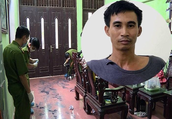 Vụ 2 vợ chồng bị sát hại ở Hưng Yên: Nghi phạm tiếp tục trộm cắp sau khi gây án - Ảnh 1