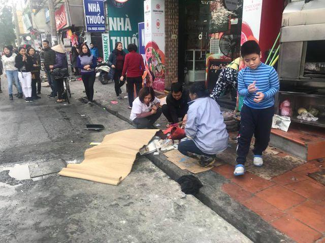 """Xe Ford Escape """"điên"""" gây tai nạn kinh hoàng trên phố Hà Nội, 1 phụ nữ tử vong - Ảnh 2"""