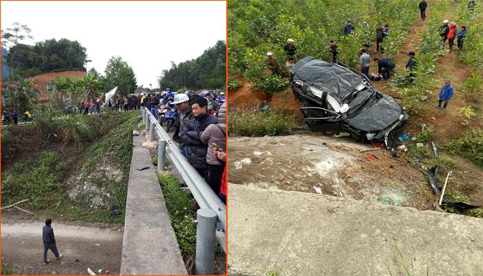 Tai nạn giao thông ở Bắc Kạn: Nữ tài xế vượt 50km chở nạn nhân đi cấp cứu - Ảnh 2