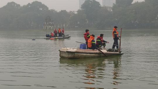 Tin tức thời sự 24h mới nhất ngày 21/1/2019: Phát hiện thi thể ở hồ Gươm, Hà Nội - Ảnh 1
