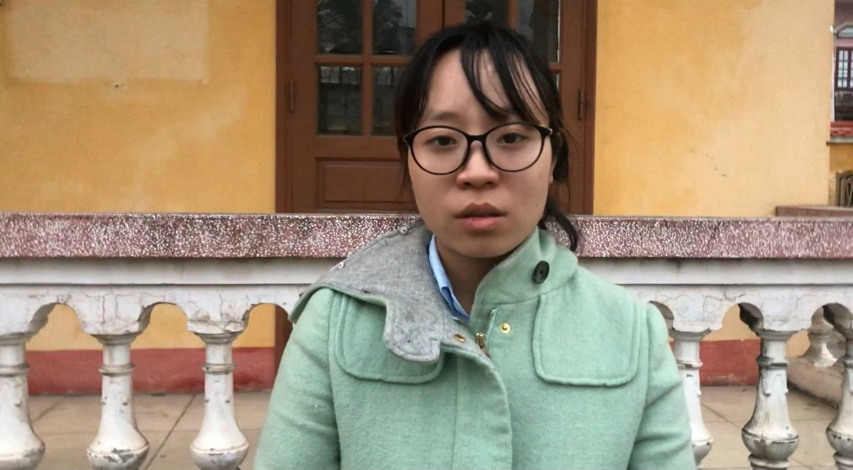 Vụ tai nạn thảm khốc ở Hải Dương: Người vợ mang bầu của tài xế cầu xin mọi người tha thứ - Ảnh 1