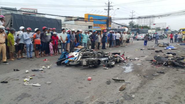 Đôi nét về tài xế container gây tai nạn kinh hoàng ở Long An, 4 người chết - Ảnh 2