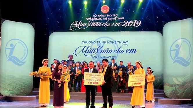 Bảo Việt Nhân thọ cam kết đóng góp 5 tỷ đồng cho các hoạt động vì trẻ em năm 2019 - Ảnh 1