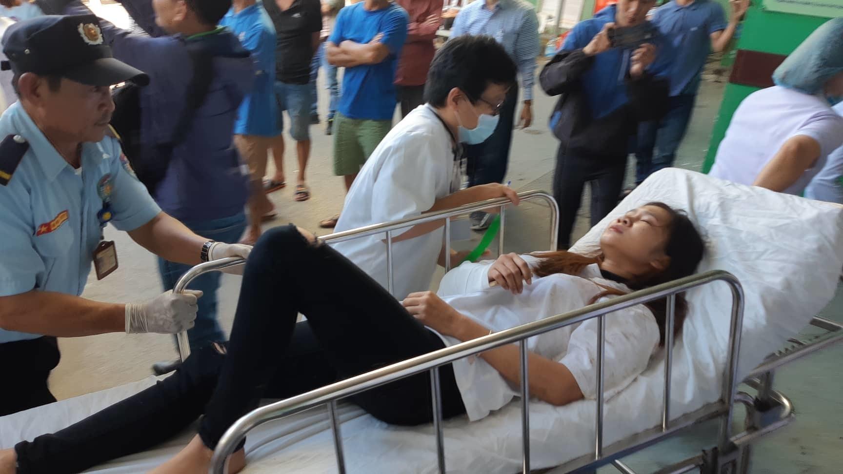 Rùng mình lời kể của sinh viên thoát chết trong vụ xe khách gặp nạn ở đèo Hải Vân - Ảnh 1