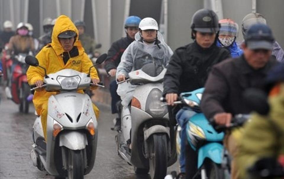 Dự báo thời tiết ngày 10/1: Hà Nội mưa rét, nhiệt độ thấp nhất 13 độ C - Ảnh 1