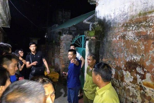 Lời khai của người chồng nghi giết vợ 18 tuổi rồi tẩm xăng đốt ở Thái Bình - Ảnh 1