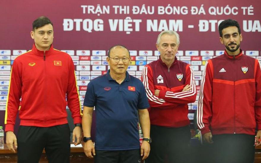 Tiết lộ về HLV Park Hang-seo trước trận Việt Nam- UAE - Ảnh 2