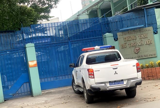 Nhân viên trung tâm hỗ trợ xã hội TP.HCM thừa nhận hành vi dâm ô bé gái - Ảnh 2