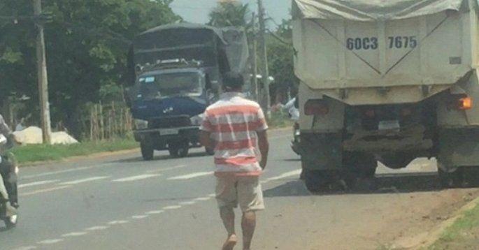 """Bộ Công an yêu cầu khẩn trương xác minh nghi vấn CSGT Đồng Nai """"bảo kê"""" xe quá tải  - Ảnh 1"""