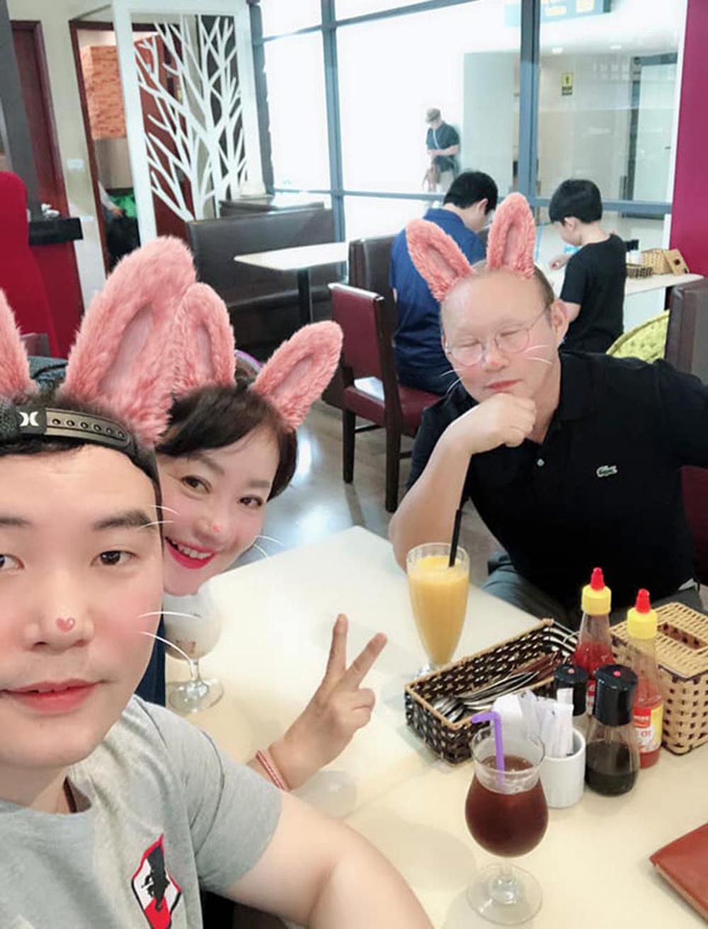 Tiết lộ về chân dung con trai duy nhất của HLV Park Hang-seo - Ảnh 3