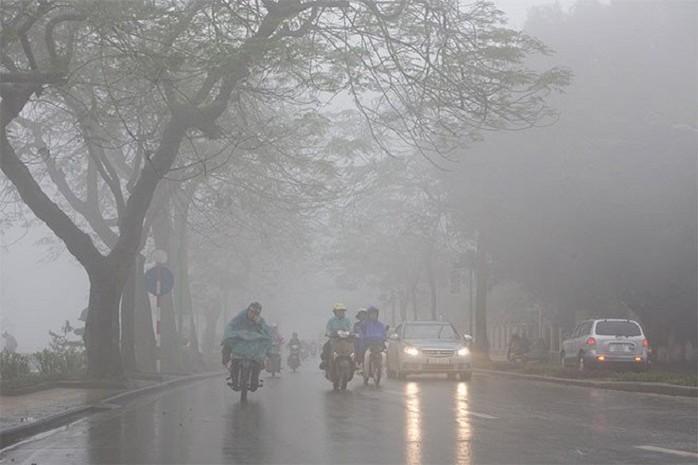 Tin tức dự báo thời tiết mới nhất hôm nay 19/12/2019: Miền Bắc trời trở rét, nhiều nơi có mưa - Ảnh 1