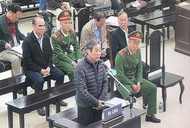 Ông Nguyễn Bắc Son gặp vợ, con gái để khắc phục 3 triệu USD nhận hối lộ - Ảnh 1