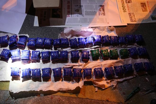 Vụ bắt giữ 46.000 viên ma túy tổng hợp: Lộ diện trùm ma túy đang bị truy nã - Ảnh 1