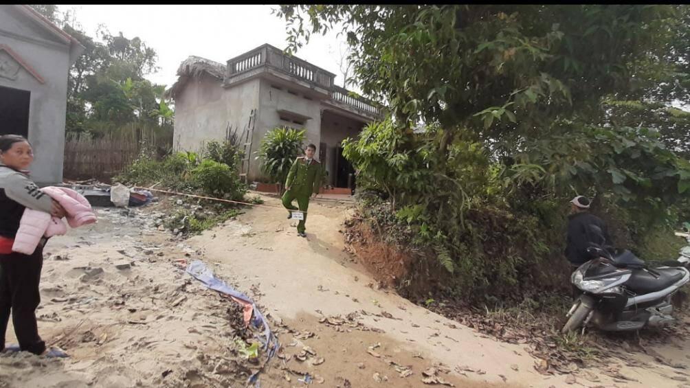 Vụ thảm án 5 người chết ở Thái Nguyên: Nghi phạm lạnh lùng khai nguyên nhân sát hại vợ và người thân - Ảnh 2