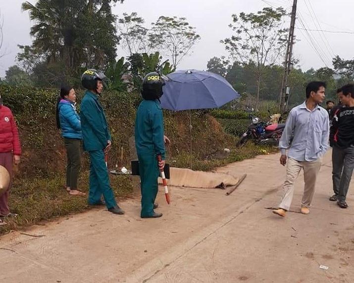 Lạnh người hiện trường vụ thảm án kinh hoàng 5 người bị chém tử vong ở Thái Nguyên - Ảnh 1