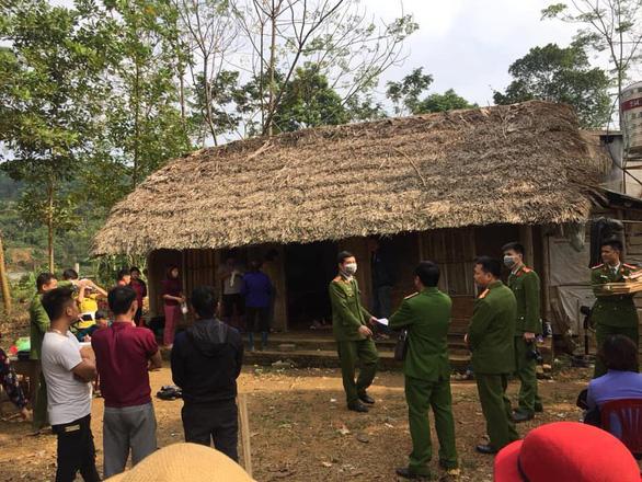 Vụ thảm án 5 người ở Thái Nguyên: Nghi phạm từng xin mẹ 200 nghìn đồng mua thuốc sâu tự tử - Ảnh 1