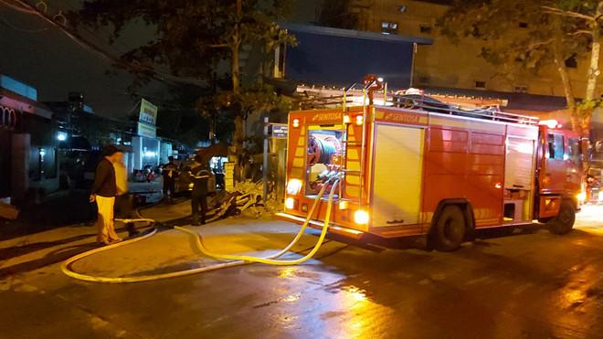 Cháy homestay kinh hoàng ở Phú Quốc lúc nửa đêm, 2 người chết, 5 người bị thương - Ảnh 2