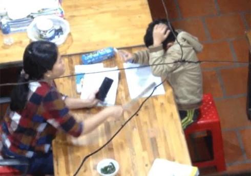 Vụ học sinh bị miệt thị, đánh đập dã man: Công an vào cuộc điều tra - Ảnh 1