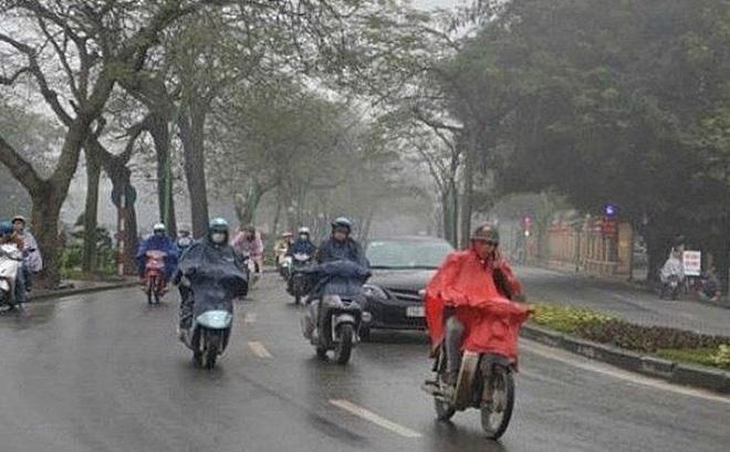 Tin tức dự báo thời tiết mới nhất hôm nay 31/12/2019: Hà Nội trời rét, mưa nhỏ - Ảnh 1