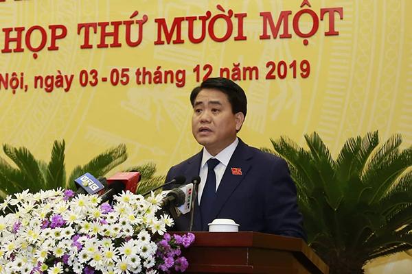 Chủ tịch Hà Nội: GĐ Sở nói dân gánh lãi vay nước sạch sông Đuống là sai lầm - Ảnh 1