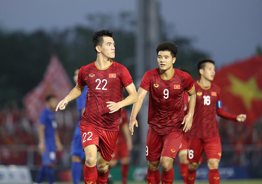 Tiến Linh tiết lộ câu nói của HLV Park Hang-seo giúp U22 Việt Nam lội ngược dòng - Ảnh 1