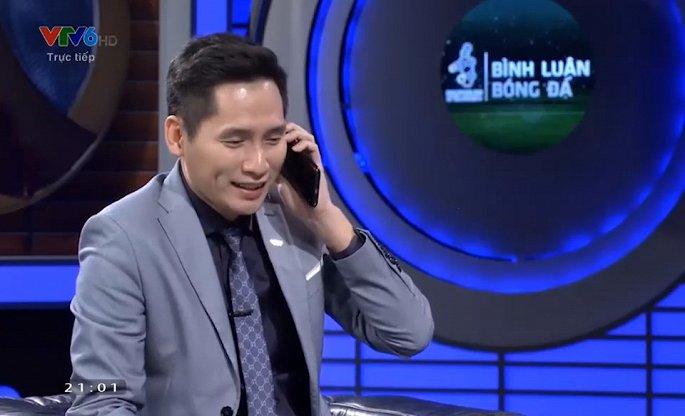 Sau phát ngôn vô duyên, BTV Quốc Khánh gửi lời xin lỗi thủ môn Bùi Tiến Dũng - Ảnh 1
