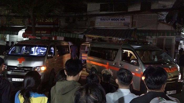 Cháy nhà lúc nửa đêm ở TP.HCM, 3 người tử vong trong căn phòng 16m2 - Ảnh 2