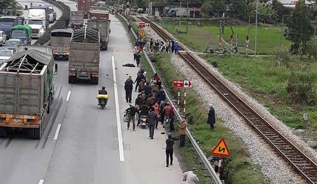 Thông tin bất ngờ về tài xế xe tải gây tai nạn khiến 8 người chết ở Hải Dương - Ảnh 1
