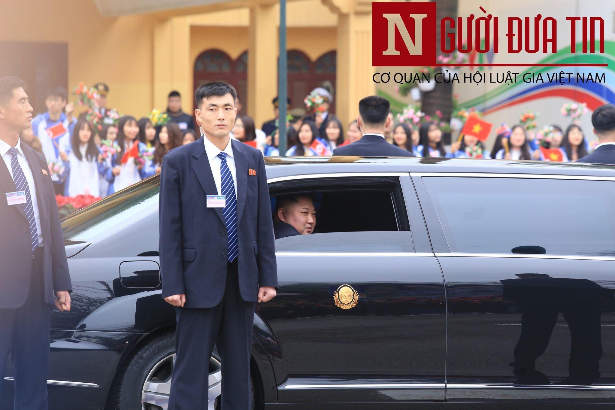[Trực tiếp] Cận cảnh lực lượng an ninh dày đặc quanh khách sạn nơi Chủ tịch Kim Jong-un vừa có mặt - Ảnh 24