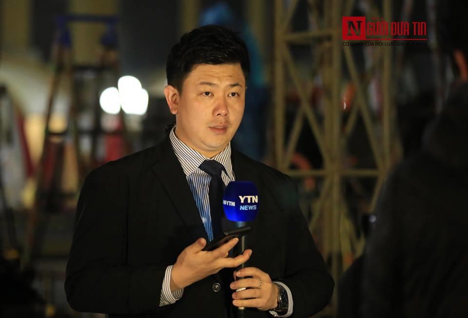 [Trực tiếp] Cận cảnh lực lượng an ninh dày đặc quanh khách sạn nơi Chủ tịch Kim Jong-un vừa có mặt - Ảnh 45
