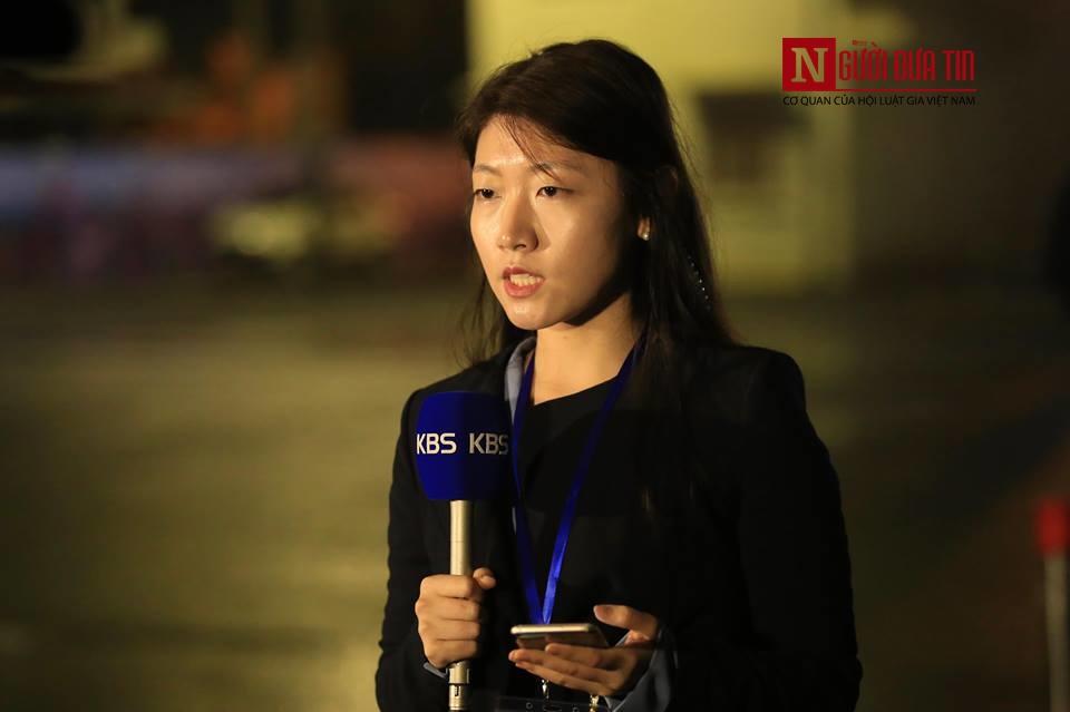 [Trực tiếp] Cận cảnh lực lượng an ninh dày đặc quanh khách sạn nơi Chủ tịch Kim Jong-un vừa có mặt - Ảnh 46