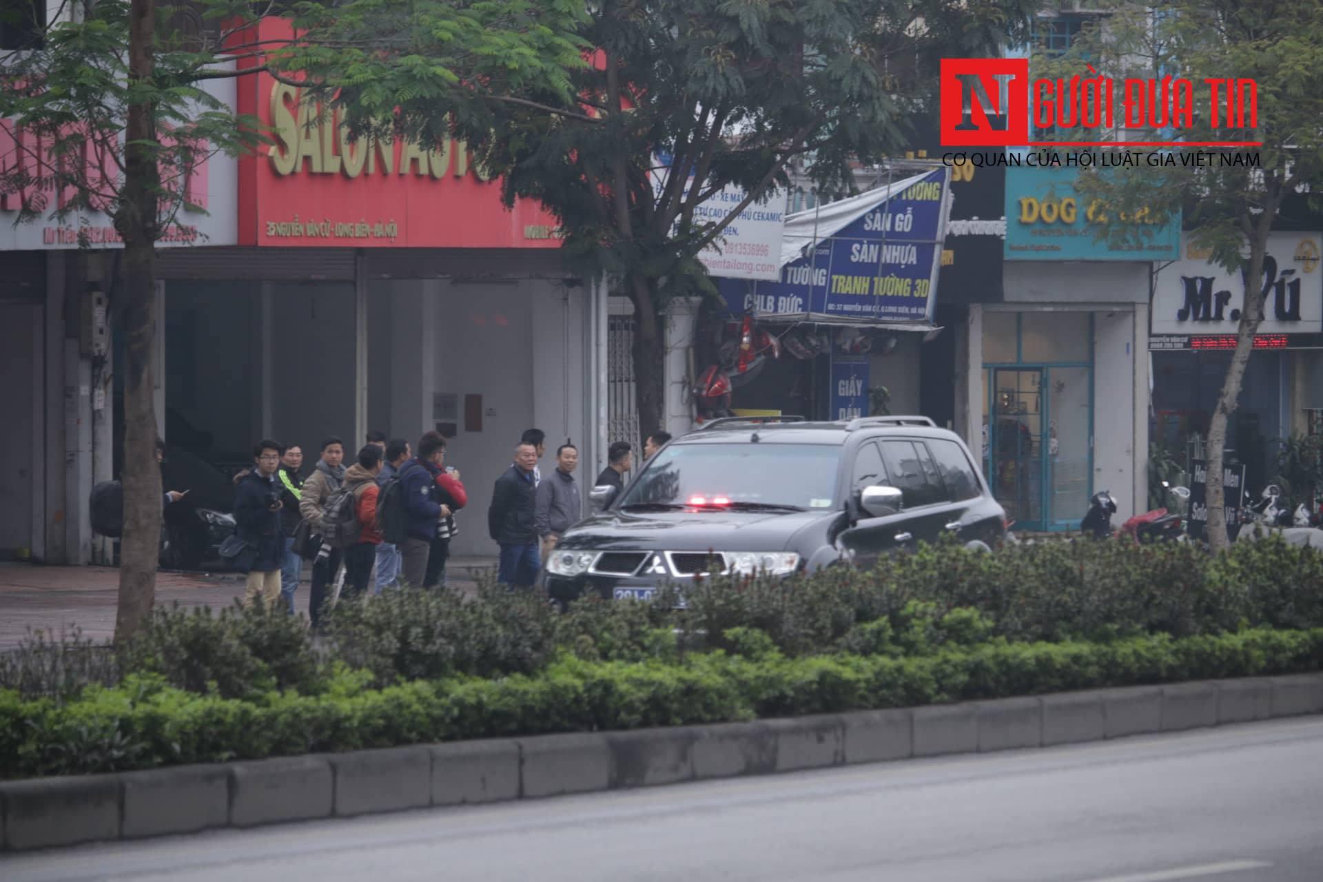 [Trực tiếp] Cận cảnh lực lượng an ninh dày đặc quanh khách sạn nơi Chủ tịch Kim Jong-un vừa có mặt - Ảnh 13