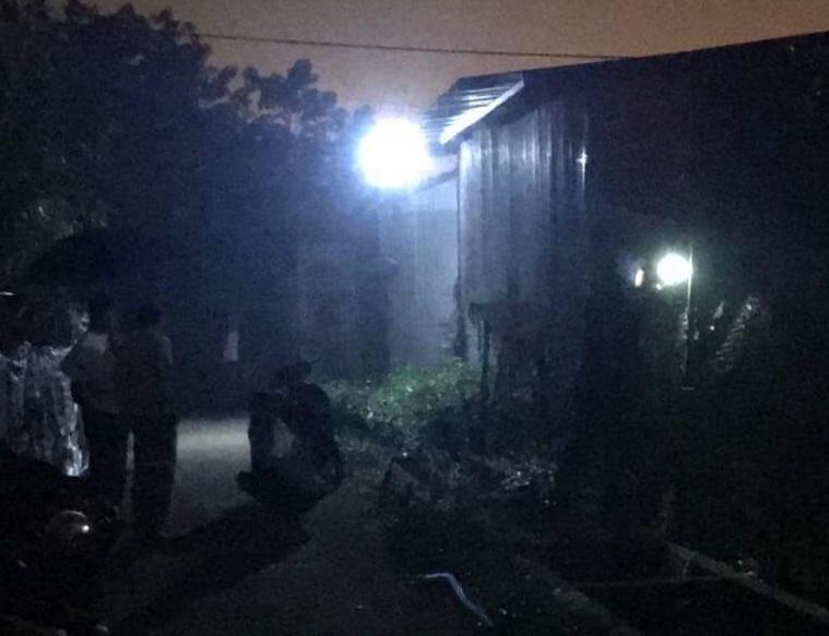 Hà Nội: Đi tập thể dục, một phụ nữ bị sát hại bên bờ mương - Ảnh 1