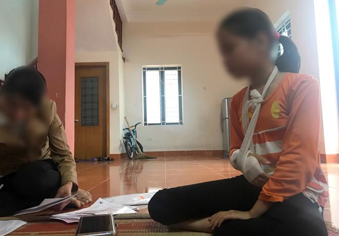 """Vụ bé gái 9 tuổi bị xâm hại ở vườn chuối: Gia đình """"yêu râu xanh"""" yêu cầu viết giấy nhận tiền - Ảnh 2"""