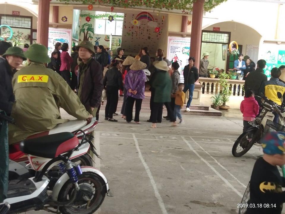Học sinh 19 trường ở Bắc Ninh được xét nghiệm sán lợn - Ảnh 2