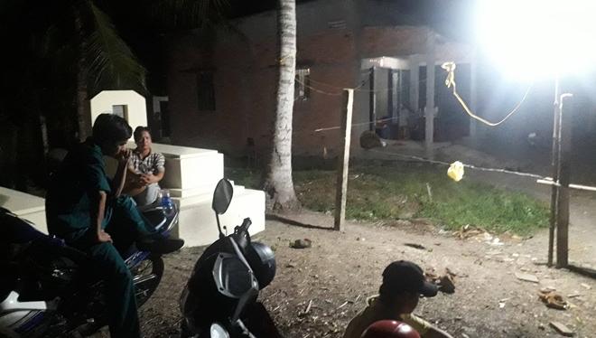 Điều tra vụ người phụ nữ 48 tuổi ở Tiền Giang bị sát hại - Ảnh 1